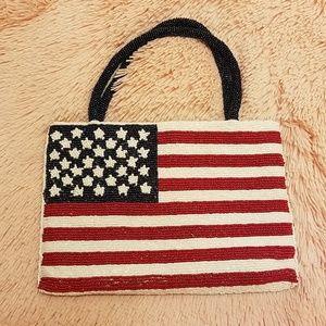 Beautiful American Flag Bag